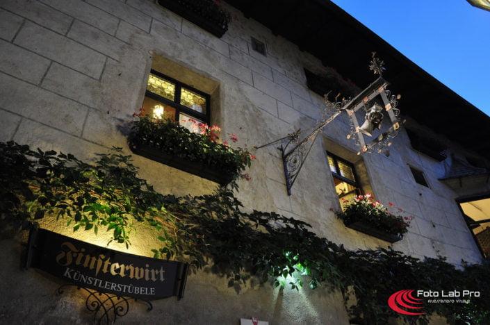 Bressanone di sera