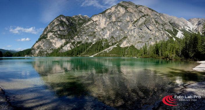 Lago di Braies Trentino