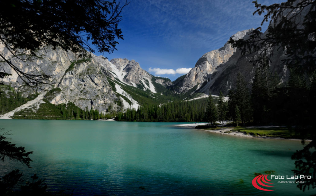 Trentino - Braies lago