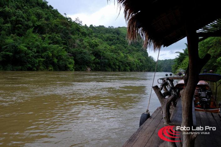 Thailandia Fiume Kwai