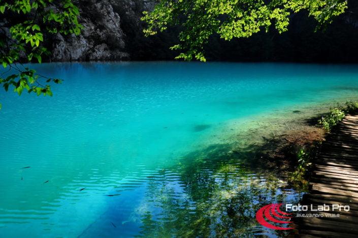 I laghi di Plitvička