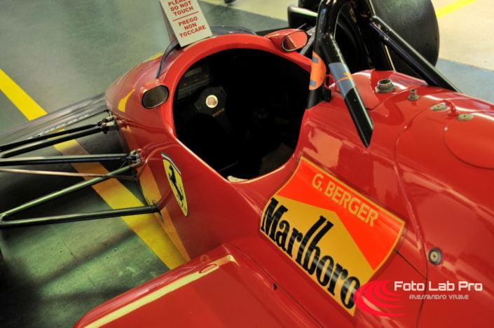 Ferrari F1 Berger