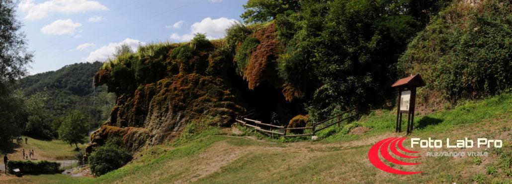 Grotte di Labante - fotografie panoramiche