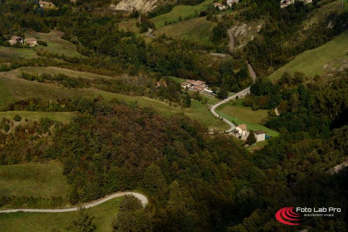 Tra valli e colline
