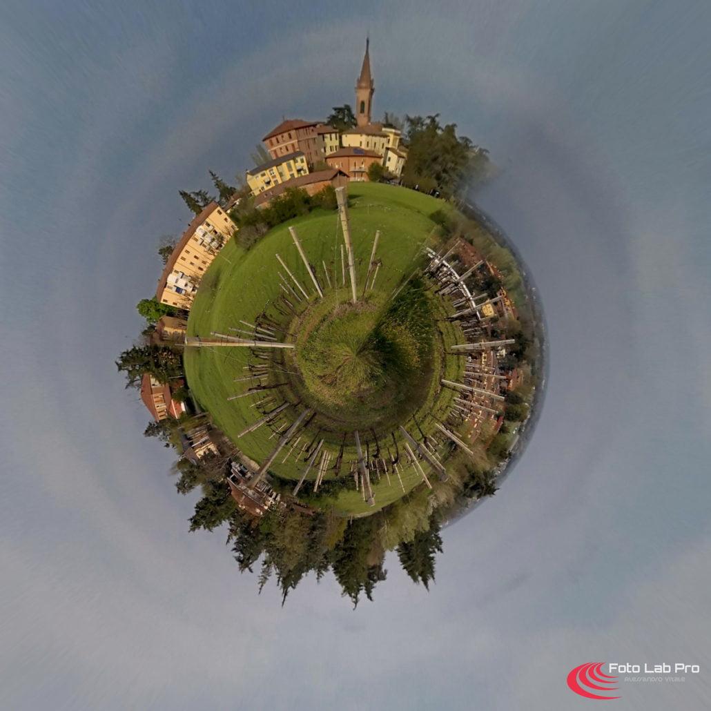 Fotografie Tiny World by Alessandro Vitale