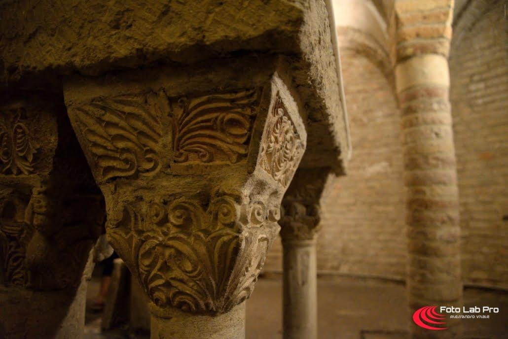 Cripta di san Zama a Bologna