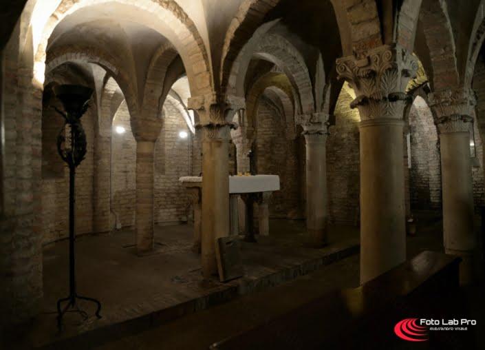 Cripta di San Zama