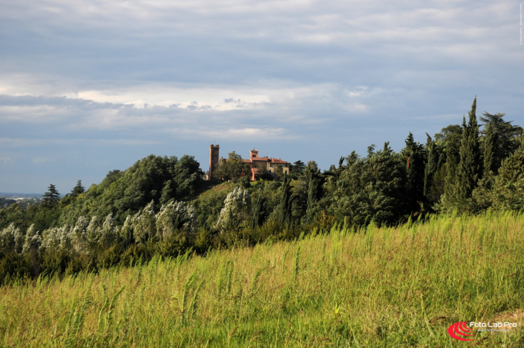 Turismo in Valsamoggia: Abbazia di Santa Maria Assunta