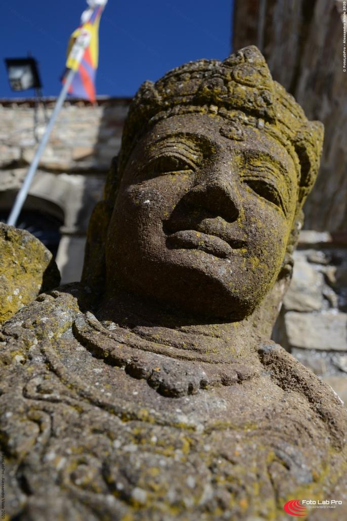Statua Borgo Antico Votigno