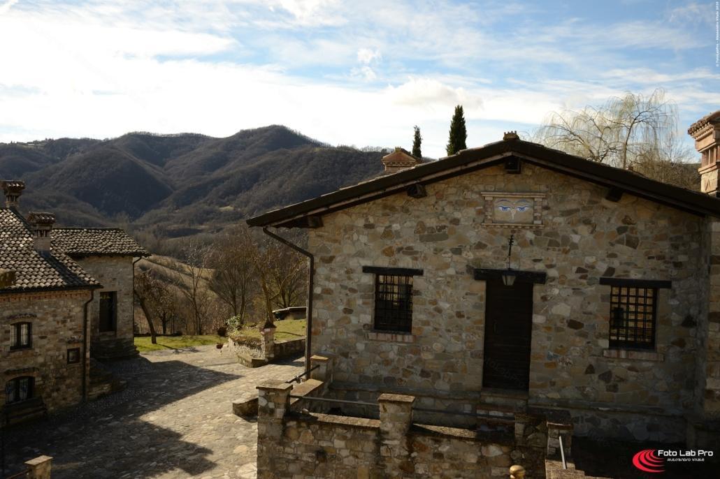 Borgo antico di Votigno di Canossa