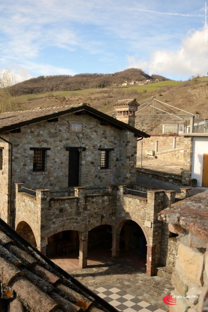 Borgo Medioevale Votigno