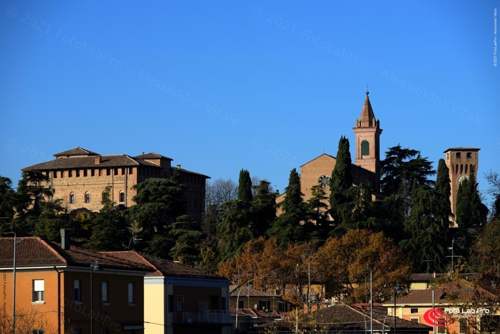 Rocca dei Bentivoglio Valsamoggia