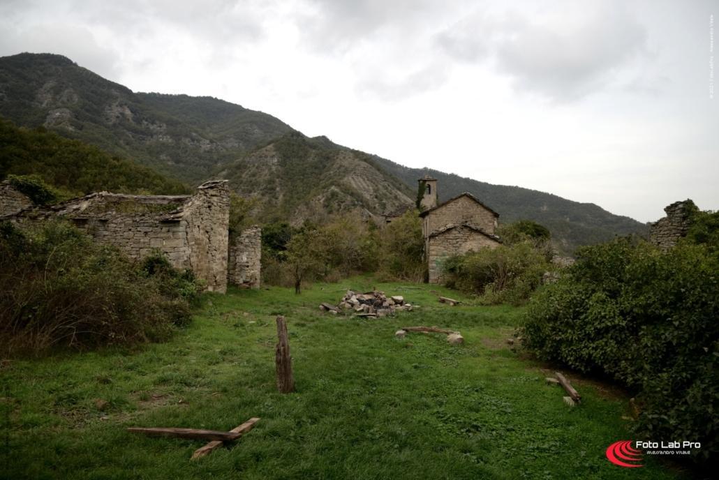 Castiglioncello borgo abbandonato